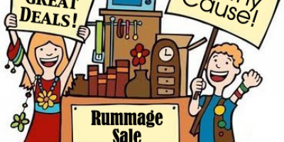 St. Mary Rummage Sale