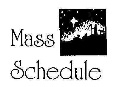 2019 Christmas Mass Times